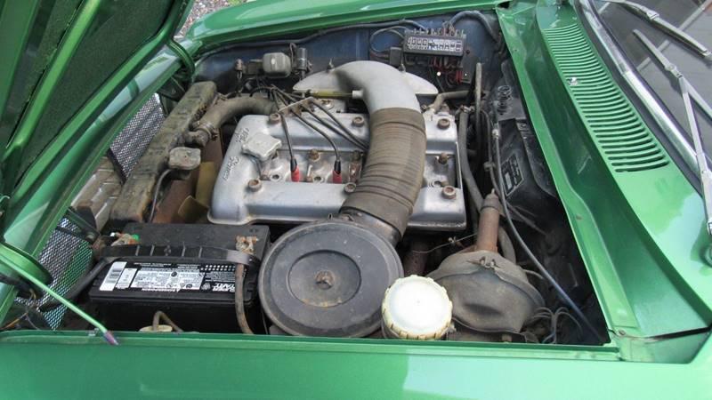 1967 Alfa Romeo Giulia 15