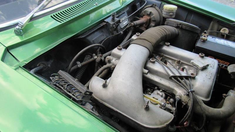 1967 Alfa Romeo Giulia 16