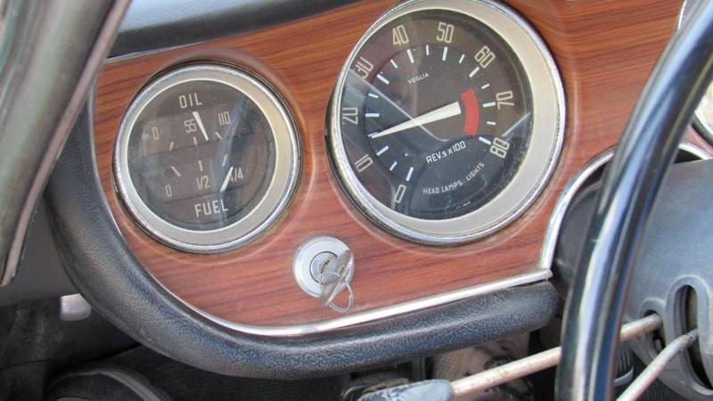 1967 Alfa Romeo Giulia 17