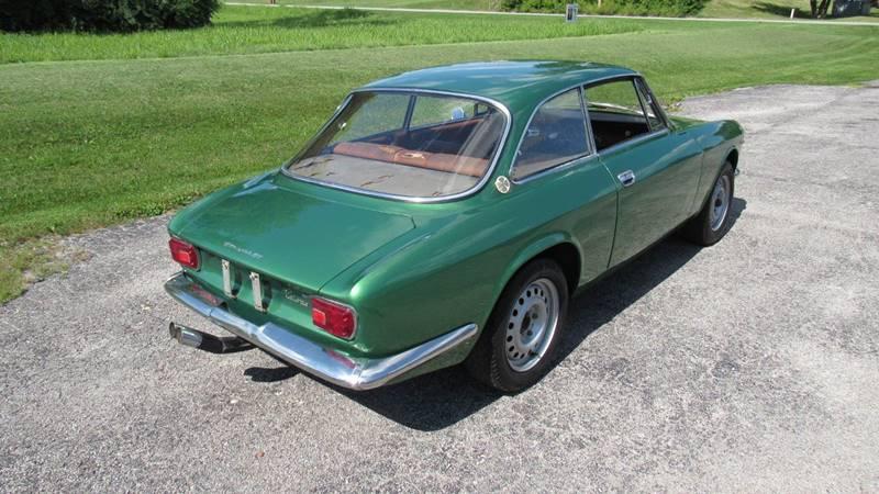 1967 Alfa Romeo Giulia 20