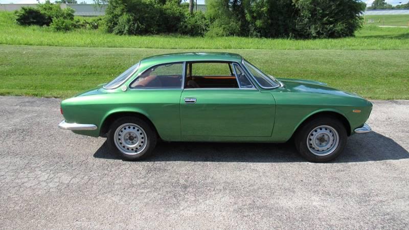 1967 Alfa Romeo Giulia 21