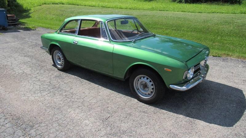 1967 Alfa Romeo Giulia 22