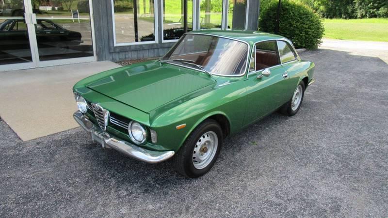 1967 Alfa Romeo Giulia 25