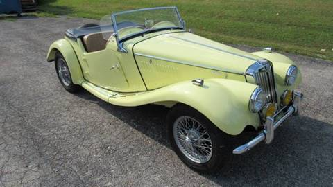 1955 MG TF for sale in Washington, MO
