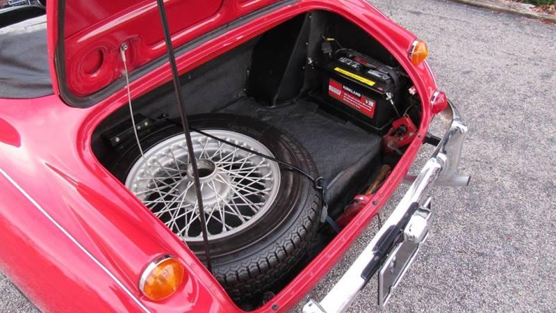 1966 Austin-Healey 3000 MK III 5