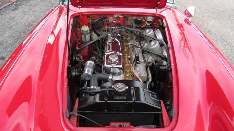 1966 Austin-Healey 3000 MK III 7