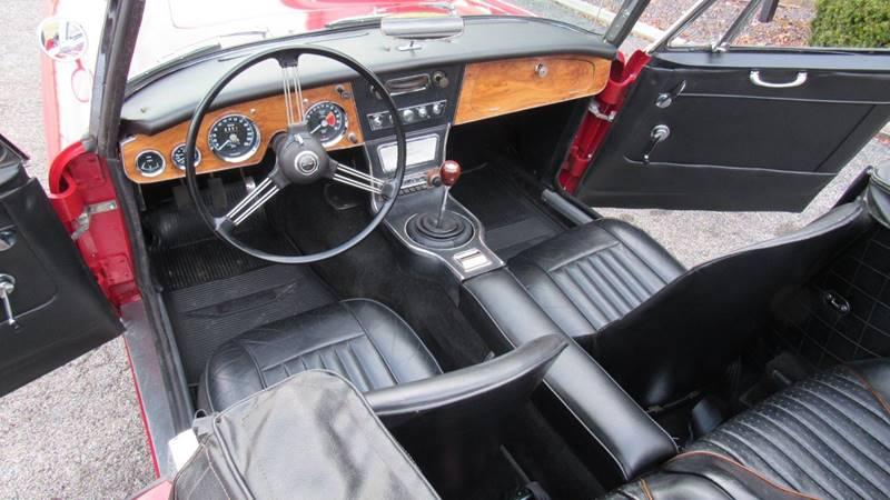 1966 Austin-Healey 3000 MK III 11