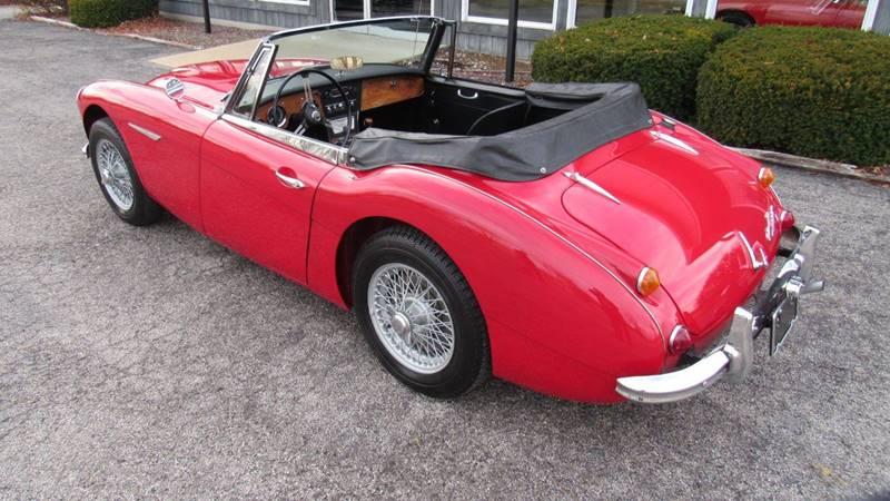 1966 Austin-Healey 3000 MK III 16