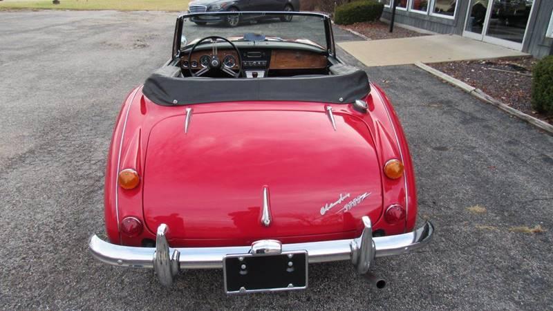1966 Austin-Healey 3000 MK III 17