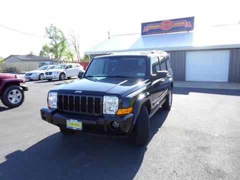 2006 Jeep Commander for sale at Grand Prize Cars in Cedar Lake IN