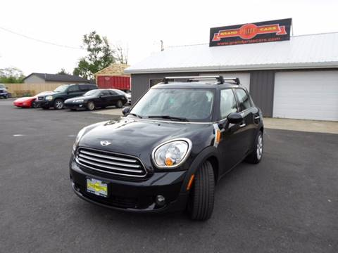 2012 MINI Cooper Countryman for sale at Grand Prize Cars in Cedar Lake IN