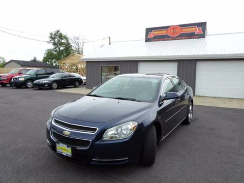 2010 Chevrolet Malibu for sale at Grand Prize Cars in Cedar Lake IN