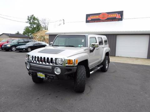 2007 HUMMER H3 for sale at Grand Prize Cars in Cedar Lake IN
