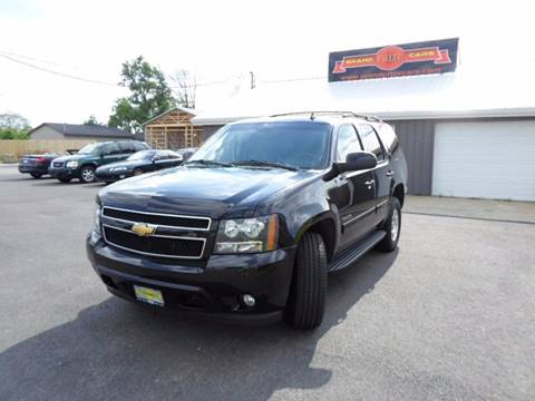 2013 Chevrolet Tahoe for sale at Grand Prize Cars in Cedar Lake IN
