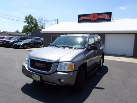 2005 GMC Envoy for sale at Grand Prize Cars in Cedar Lake IN