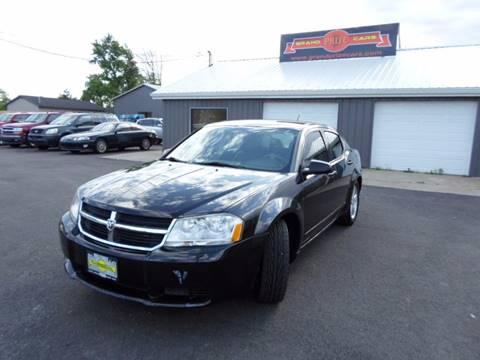 2008 Dodge Avenger for sale at Grand Prize Cars in Cedar Lake IN