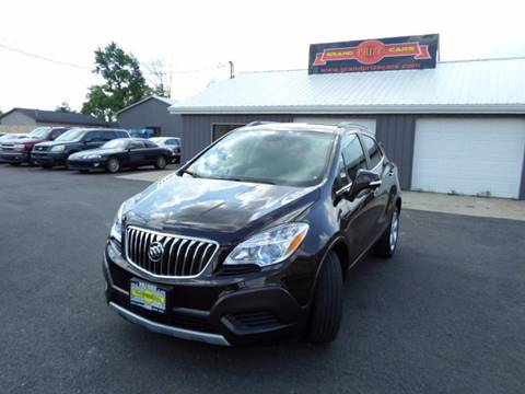 2016 Buick Encore for sale at Grand Prize Cars in Cedar Lake IN