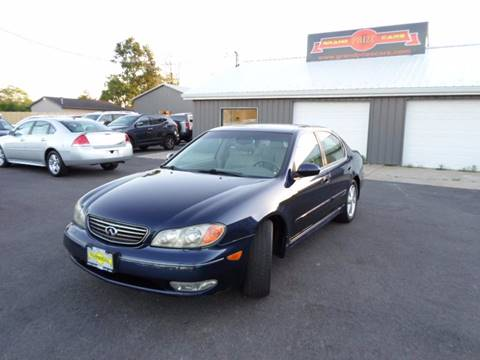 2004 Infiniti I35 for sale at Grand Prize Cars in Cedar Lake IN
