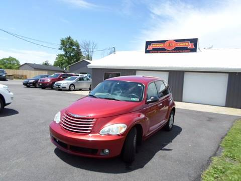 2008 Chrysler PT Cruiser for sale at Grand Prize Cars in Cedar Lake IN