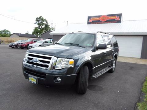 2009 Ford Expedition for sale at Grand Prize Cars in Cedar Lake IN