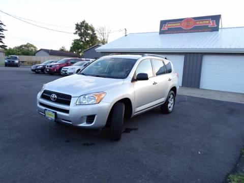 2011 Toyota RAV4 for sale at Grand Prize Cars in Cedar Lake IN