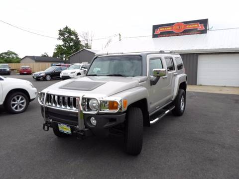 2006 HUMMER H3 for sale at Grand Prize Cars in Cedar Lake IN