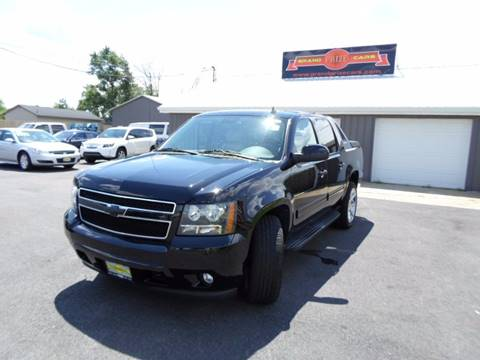 2010 Chevrolet Avalanche for sale at Grand Prize Cars in Cedar Lake IN