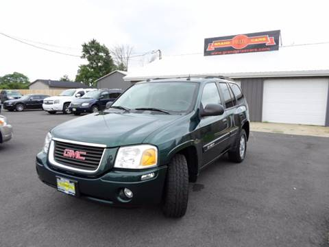2005 GMC Envoy for sale at Grand Prize Cars in Cedar Lake IN