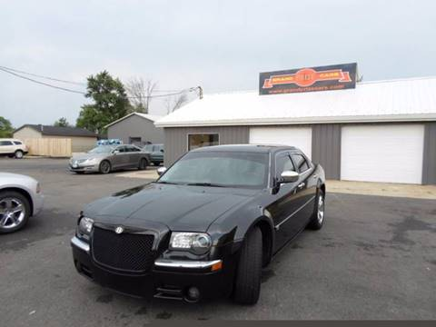 2006 Chrysler 300 for sale at Grand Prize Cars in Cedar Lake IN