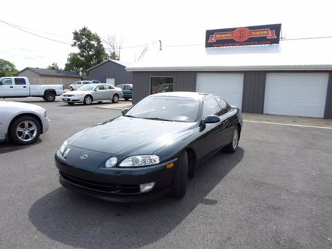 1992 Lexus SC 400 for sale at Grand Prize Cars in Cedar Lake IN