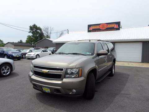2007 Chevrolet Suburban for sale at Grand Prize Cars in Cedar Lake IN