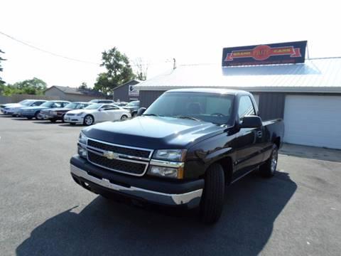2007 Chevrolet Silverado 1500 for sale at Grand Prize Cars in Cedar Lake IN