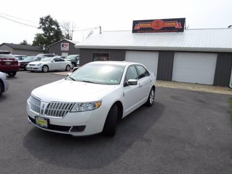 2011 Lincoln MKZ for sale at Grand Prize Cars in Cedar Lake IN