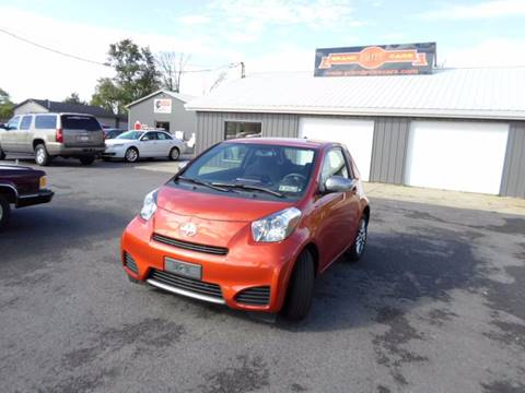 2015 Scion iQ for sale at Grand Prize Cars in Cedar Lake IN