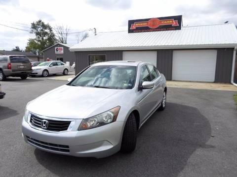 2008 Honda Accord for sale at Grand Prize Cars in Cedar Lake IN