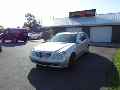 2006 Mercedes-Benz E-Class for sale at Grand Prize Cars in Cedar Lake IN