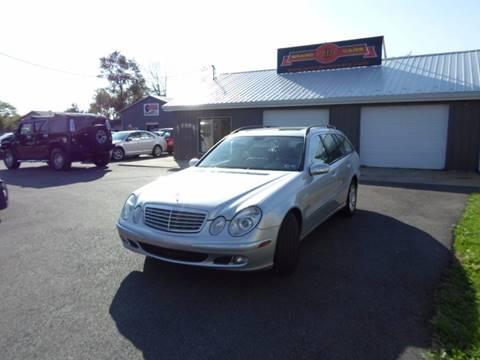 2006 Mercedes-Benz E-Class for sale in Cedar Lake, IN