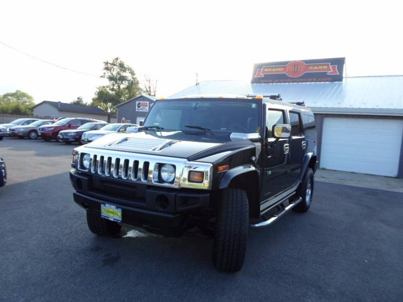 2005 HUMMER H2 for sale at Grand Prize Cars in Cedar Lake IN