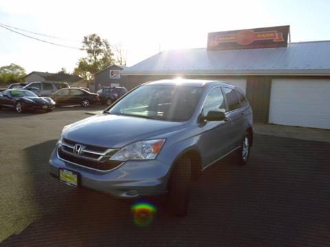 2011 Honda CR-V for sale at Grand Prize Cars in Cedar Lake IN