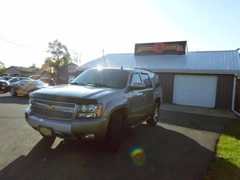 2012 Chevrolet Tahoe for sale at Grand Prize Cars in Cedar Lake IN