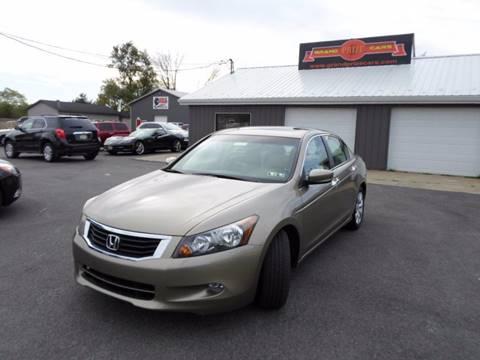2010 Honda Accord for sale at Grand Prize Cars in Cedar Lake IN