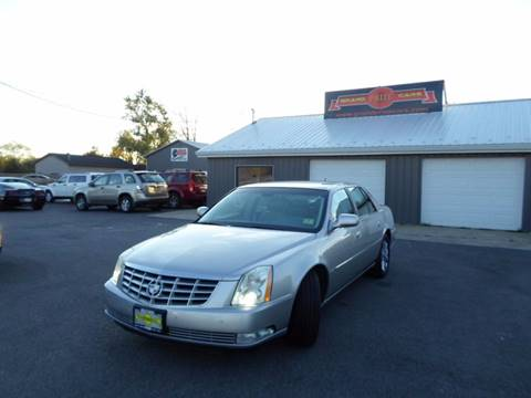 2007 Cadillac DTS for sale at Grand Prize Cars in Cedar Lake IN