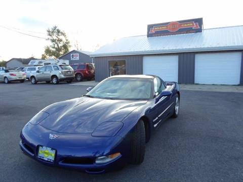 2004 Chevrolet Corvette for sale at Grand Prize Cars in Cedar Lake IN
