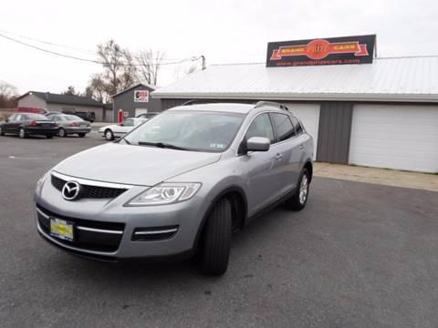 2008 Mazda CX-9 for sale at Grand Prize Cars in Cedar Lake IN