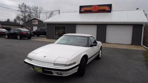1990 Buick Reatta for sale at Grand Prize Cars in Cedar Lake IN