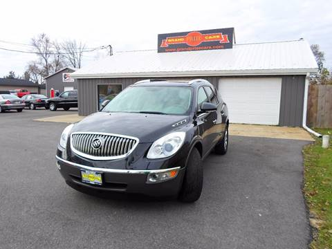 2009 Buick Enclave for sale at Grand Prize Cars in Cedar Lake IN