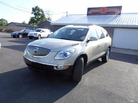 2008 Buick Enclave for sale at Grand Prize Cars in Cedar Lake IN