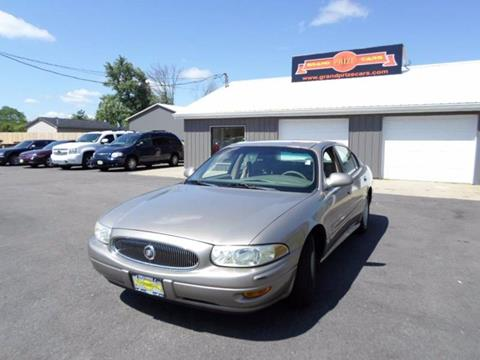 2002 Buick LeSabre for sale at Grand Prize Cars in Cedar Lake IN