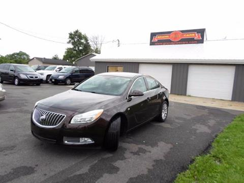 2011 Buick Regal for sale at Grand Prize Cars in Cedar Lake IN