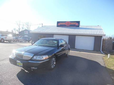 2007 Lincoln Town Car for sale at Grand Prize Cars in Cedar Lake IN